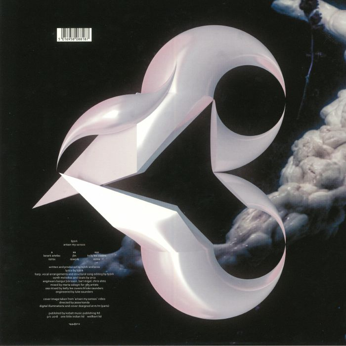 BJORK - Arisen My Senses Remixes