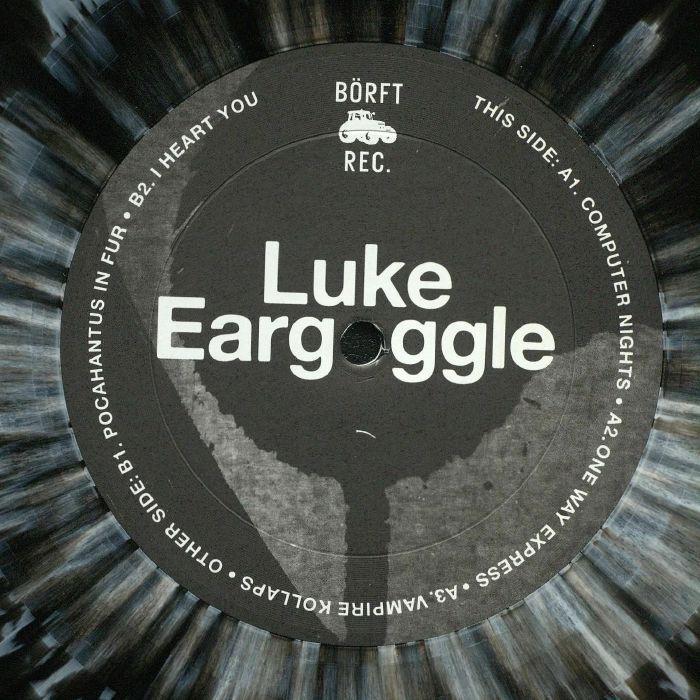 LUKE EARGOGGLE - Computer Nights