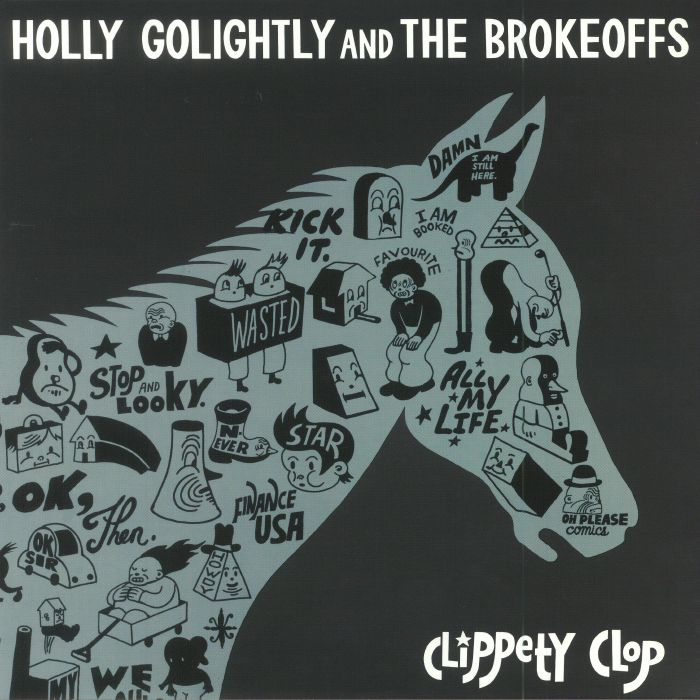 GOLIGHTLY, Holly/THE BROKEOFFS - Clippety Clop