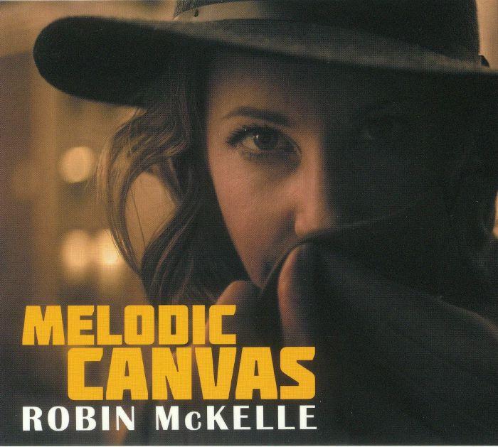 McKELLE, Robin - Melodic Canvas