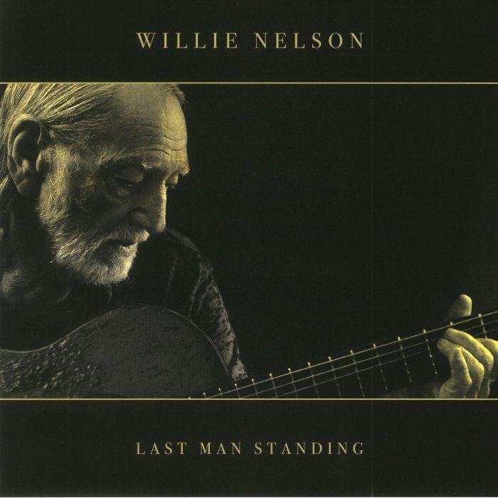 NELSON, Willie - Last Man Standing