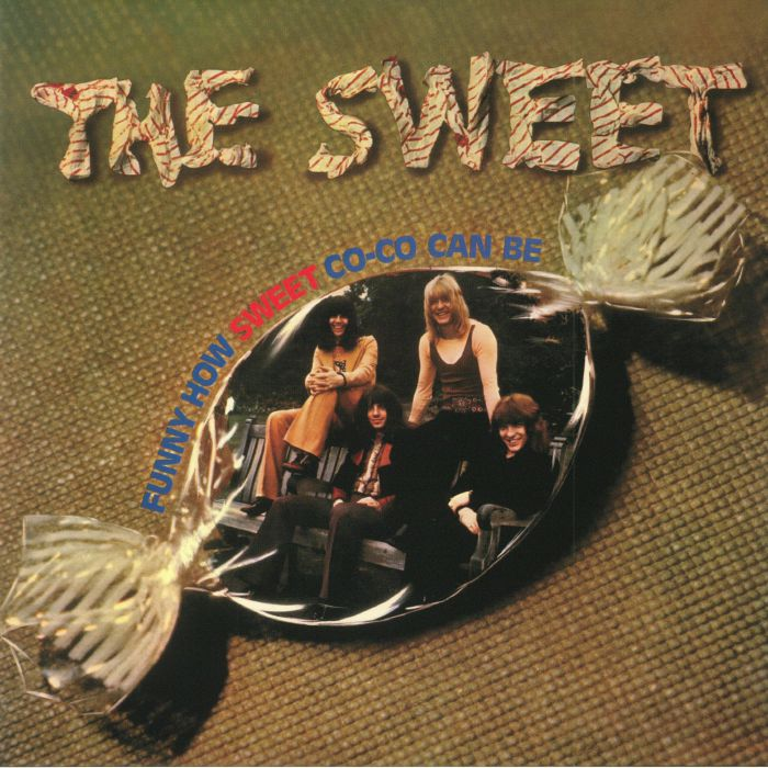 SWEET, The - Funny How Sweet Co Co Can Be (reissue)