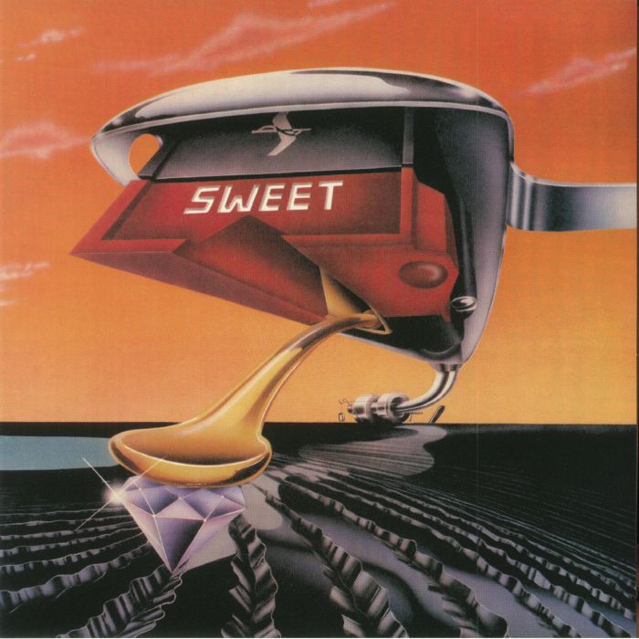 SWEET, The - Off The Record (reissue)