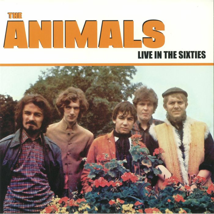 ANIMALS, The - Live In The Sixties