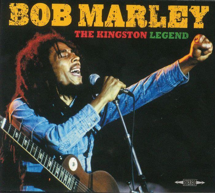 MARLEY, Bob/VARIOUS - The Kingston Legend