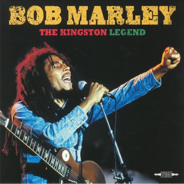 MARLEY, Bob - The Kingston Legend