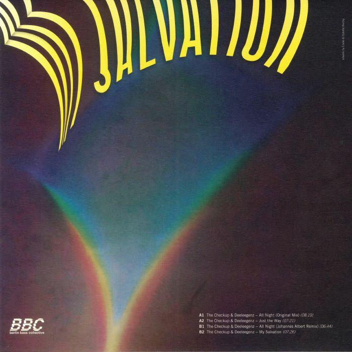 CHECKUP, The/DEELEEGENZ - My Salvation