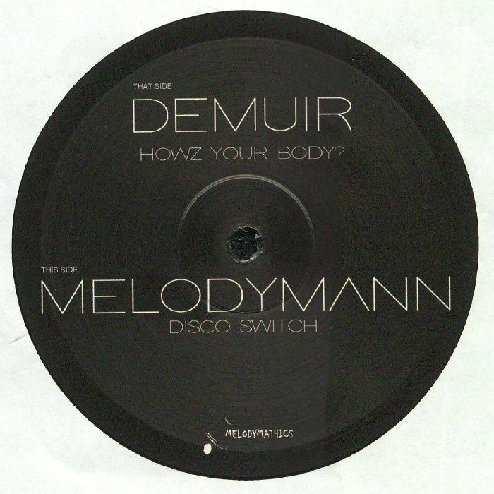 DEMUIR/MELODYMANN - Howz Your Body?