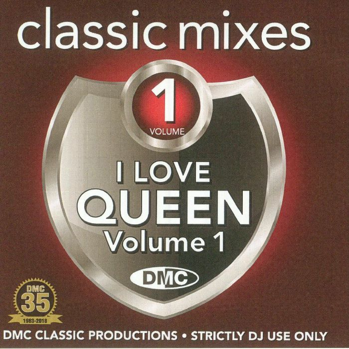 Various classic mixes i love queen vol 1 strictly dj for Classic house unmixed