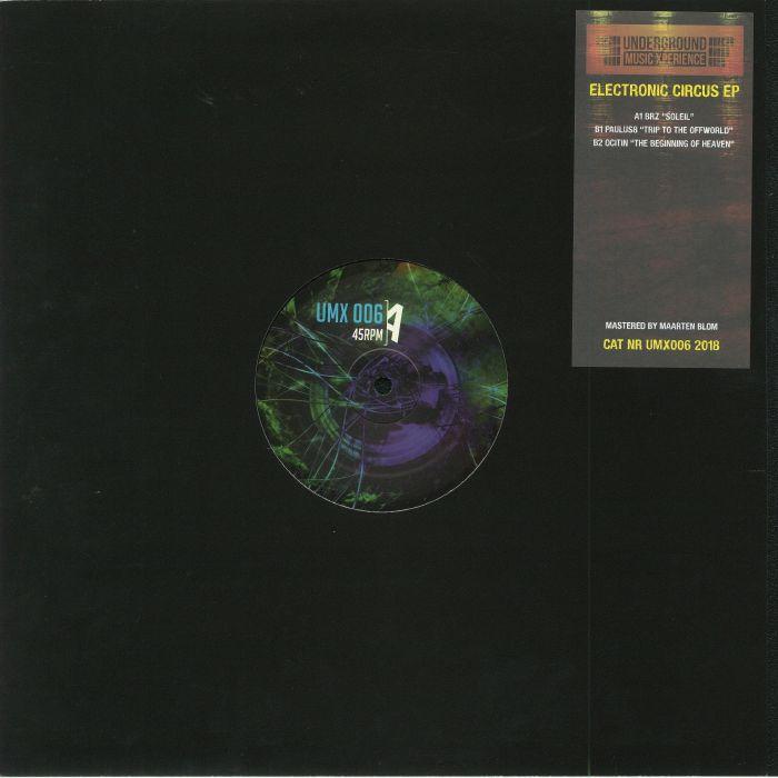 BRZ/PAULUS8/OCITIN - Electronic Circus EP