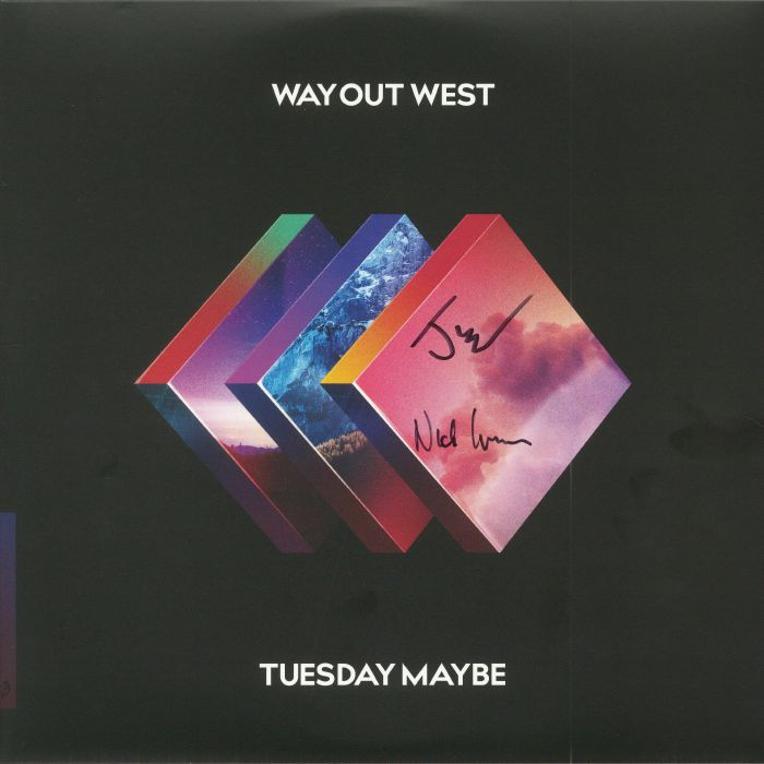 WAY OUT WEST - Tuesday Maybe: Deluxe Edition