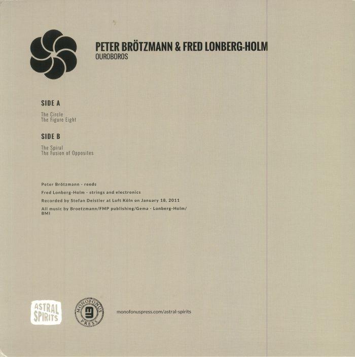 BROTZMAN, Peter/FRED LONBERG HOLM - Ouroboros