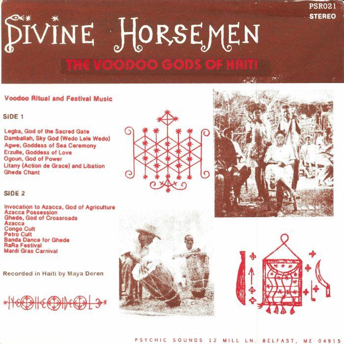 DEREN, Maya - Divine Horsemen: The Voodoo Gods Of Haiti