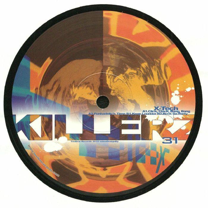 X TECH - Take X 04