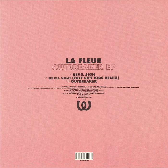 LA FLEUR - Outbreaker EP