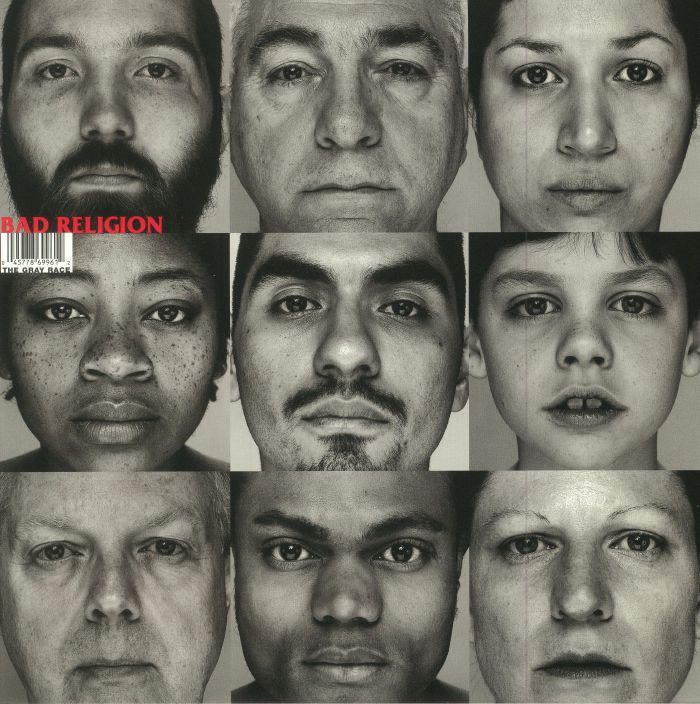BAD RELIGION - The Gray Race (reissue)