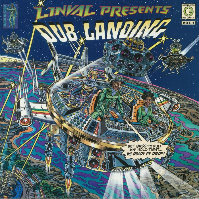 THOMPSON, Linval/VARIOUS - Dub Landing Vol 1