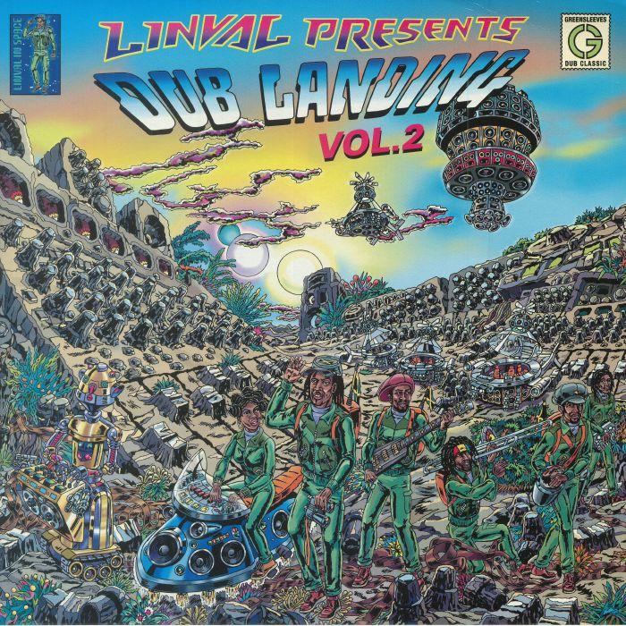 Linval Thompson Various Dub Landing Vol 2 Vinyl At Juno