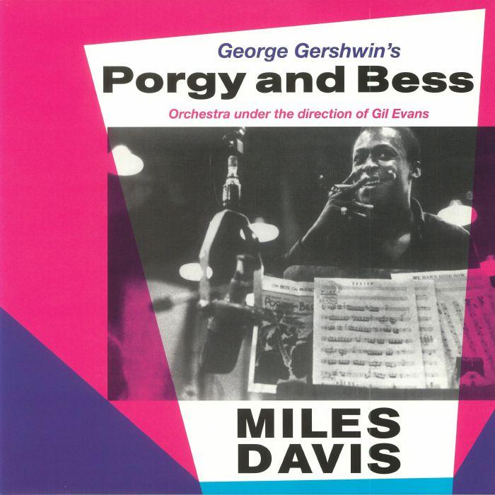 DAVIS, Miles - Porgy & Bess (reissue)