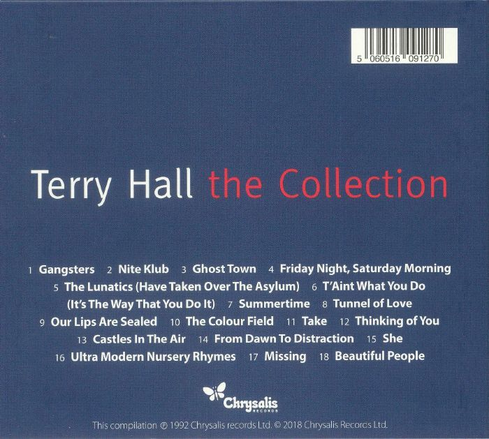 HALL, Terry - The Collection