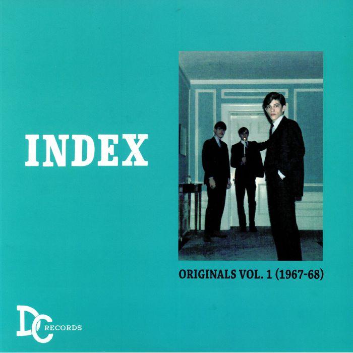 INDEX - Originals Vol 1 (1967-68)