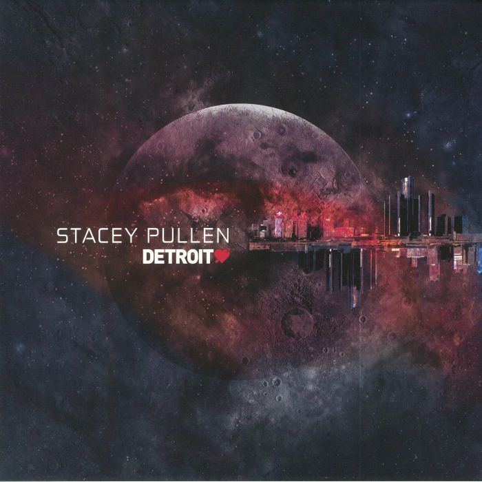 PULLEN, Stacey/VARIOUS - Detroit Love Vol 1
