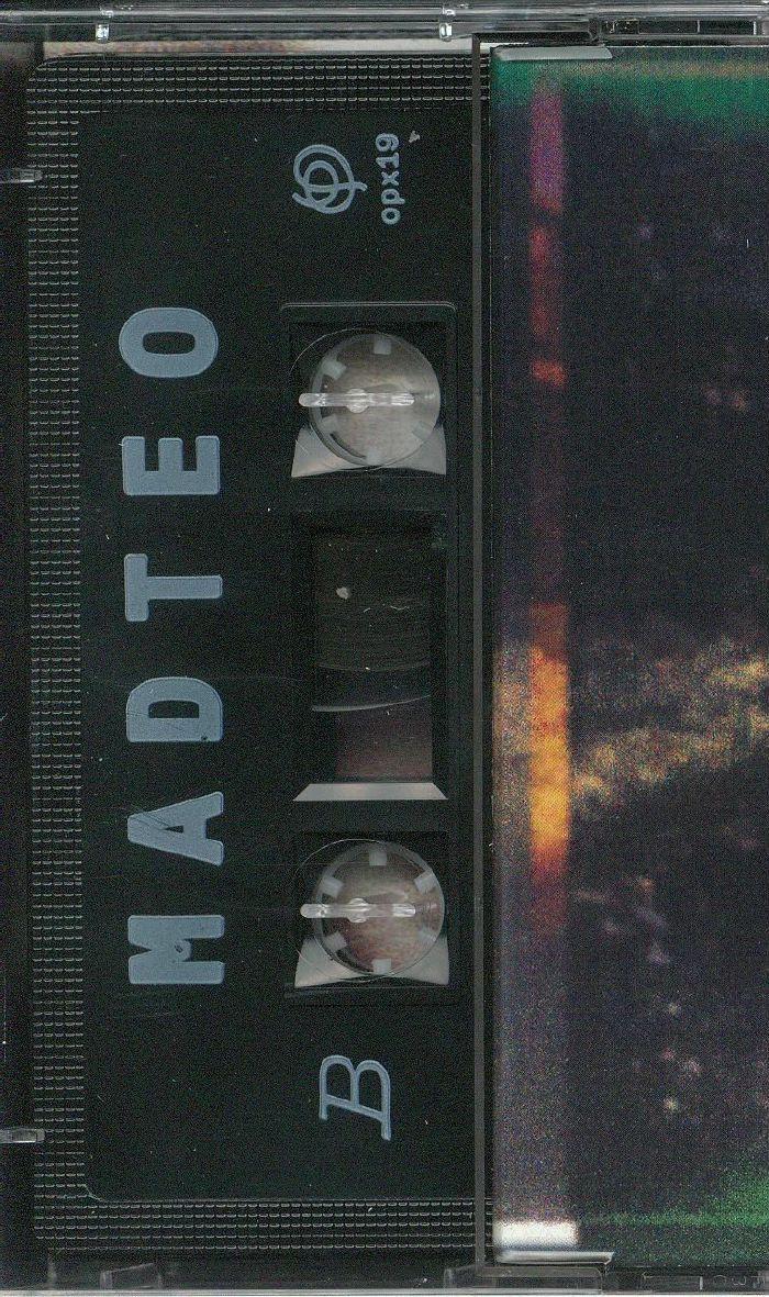 MADTEO - Unrescuable Dense Musik Of The Blah Blahs