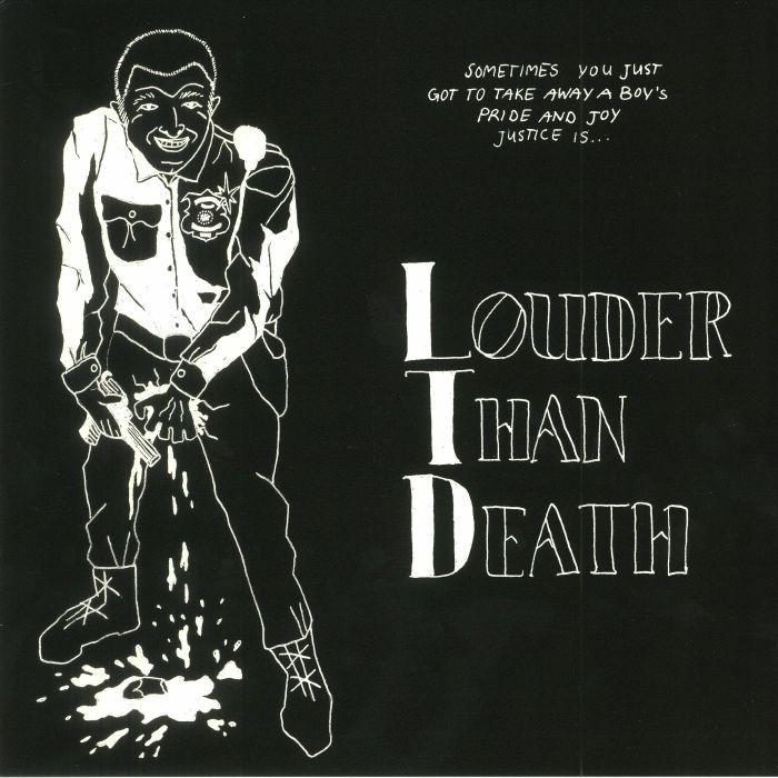 LOUDER THAN DEATH - Louder Than Death