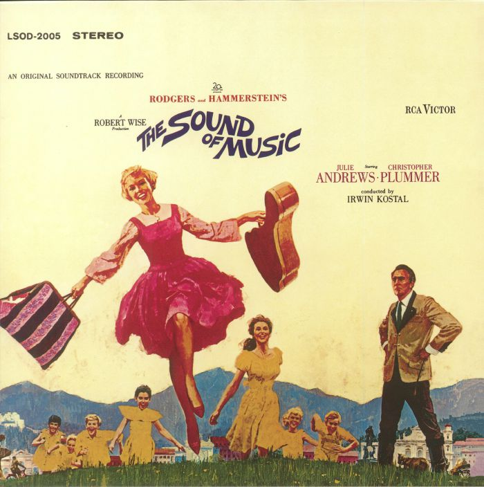 RODGERS & HAMMERSTEIN - The Sound Of Music (Soundtrack)