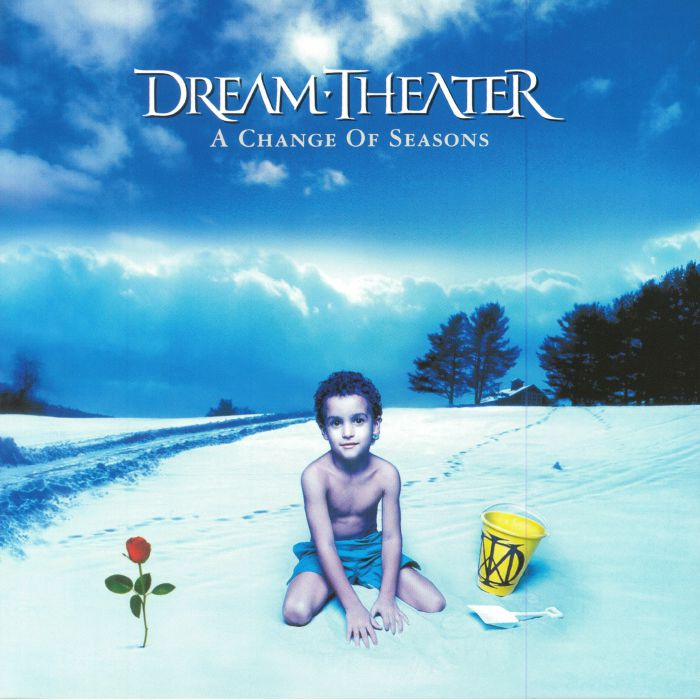 DREAM THEATER A Change Of Seasons (reissue) vinyl at Juno