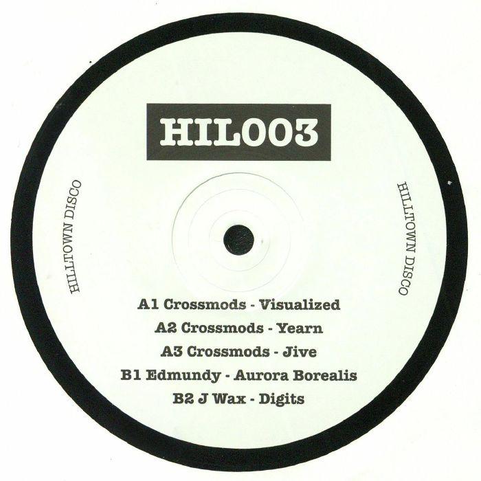 CROSSMODS/EDMUNDY/J WAX - HILL 003