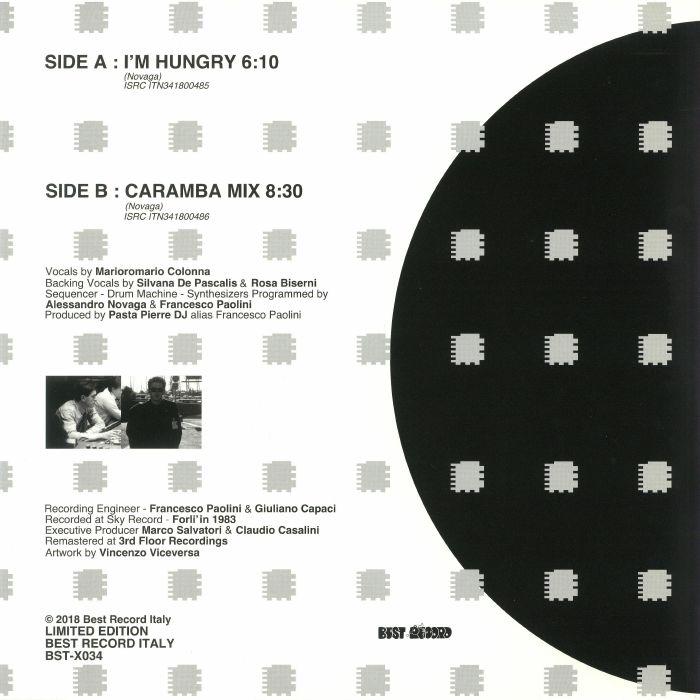 STOPP - I'm Hungry (feat Caramba mix)