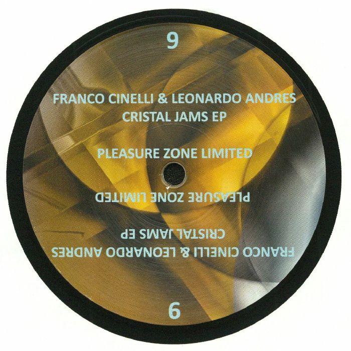 CINELLI, Franco/LEONARDO ANDRES - Cristal Jams EP