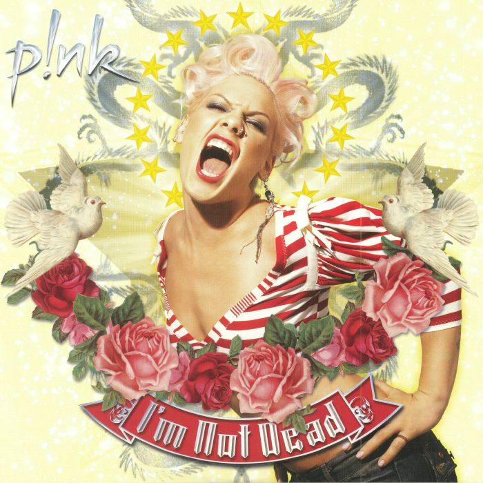 P!NK - I'm Not Dead (reissue)
