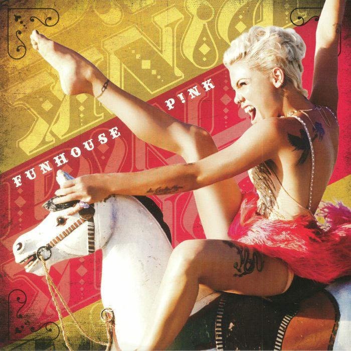 P!NK - Funhouse (reissue)