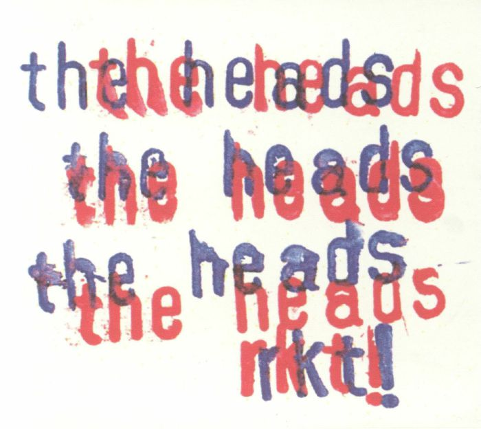 HEADS, The - RKT! (remastered)