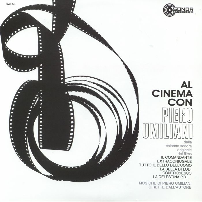 UMILIANI, Piero - Al Cinema Con Piero Umiliani