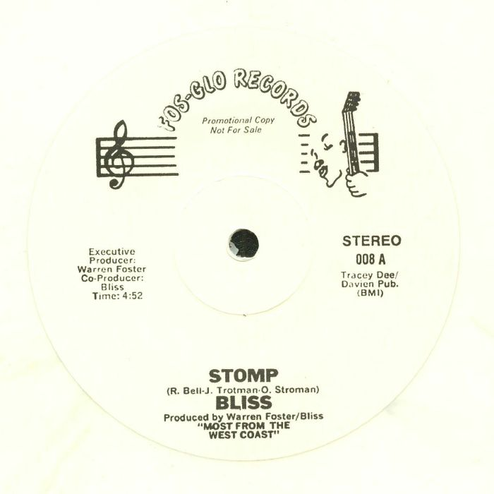 BLISS - Stomp (reissue)