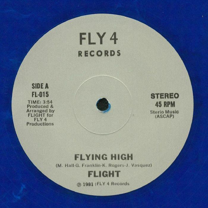 FLIGHT - Flying High (reissue)