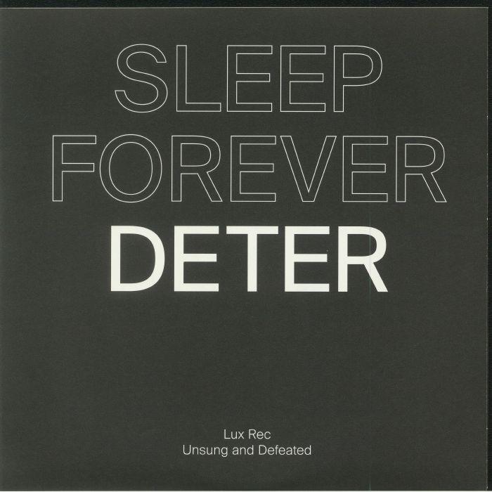 VEIL OF LIGHT/SLEEP FOREVER - Apnea/Deter