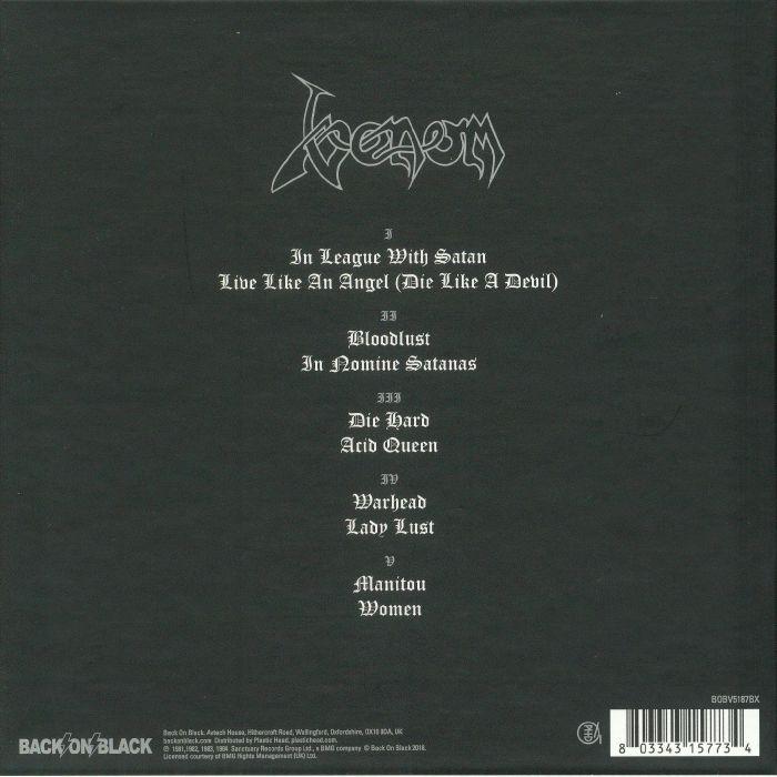 VENOM - The Singles