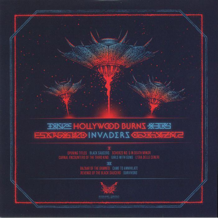 HOLLYWOOD BURNS - Invaders