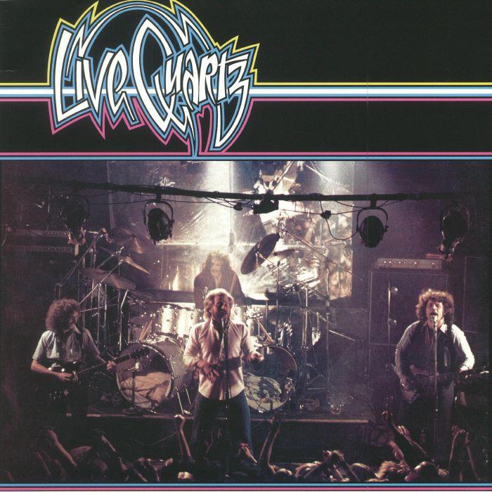 QUARTZ - Live Quartz (reissue)