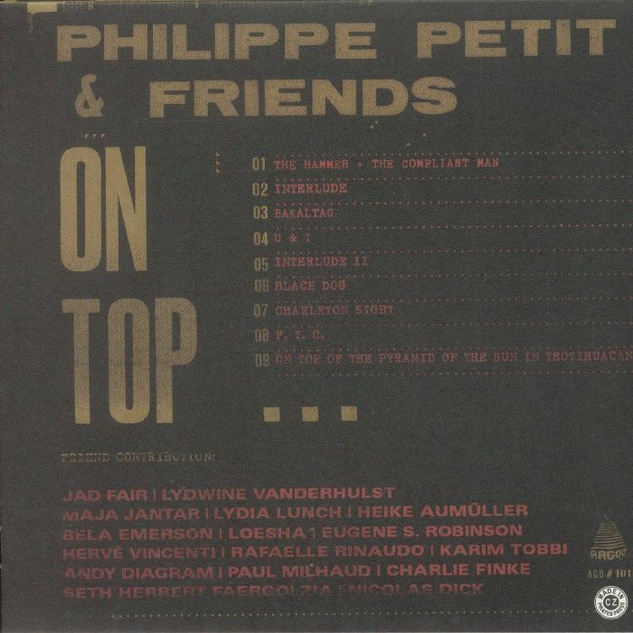 PETIT, Philippe & FRIENDS - On Top