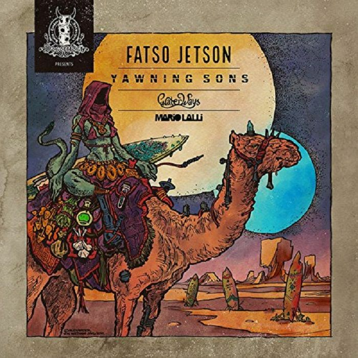 FATSO JETSON/YAWNING SONS/WATERWAYS/MARIO LALLI - Legends Of The Desert: DesertFest 2018