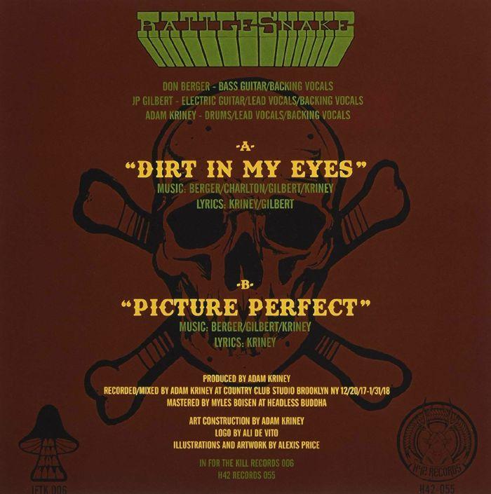 RATTLESNAKE - Dirt In My Eyes