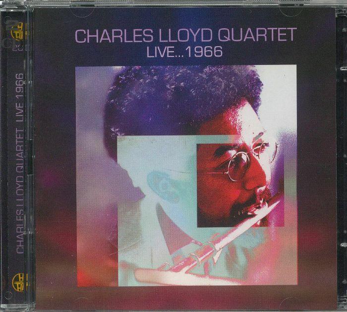 CHARLES LLOYD QUARTET - Live 1966