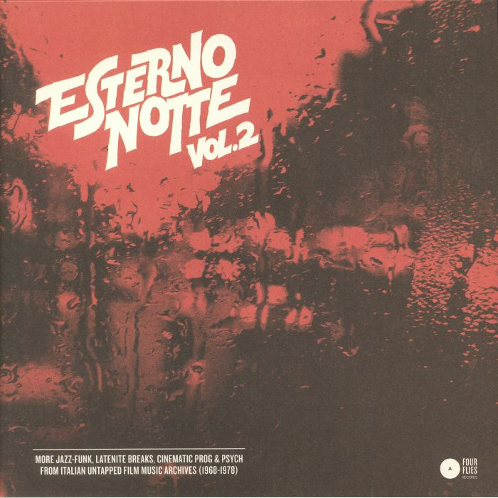 VARIOUS - Esterno Notte Vol 2 (Soundtrack)