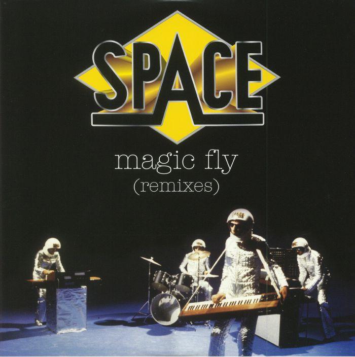 SPACE - Magic Fly (remixes)