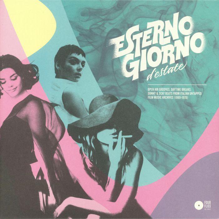 VARIOUS - Esterno Giorno D'estate (Soundtrack)
